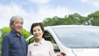高齢者の運転事故