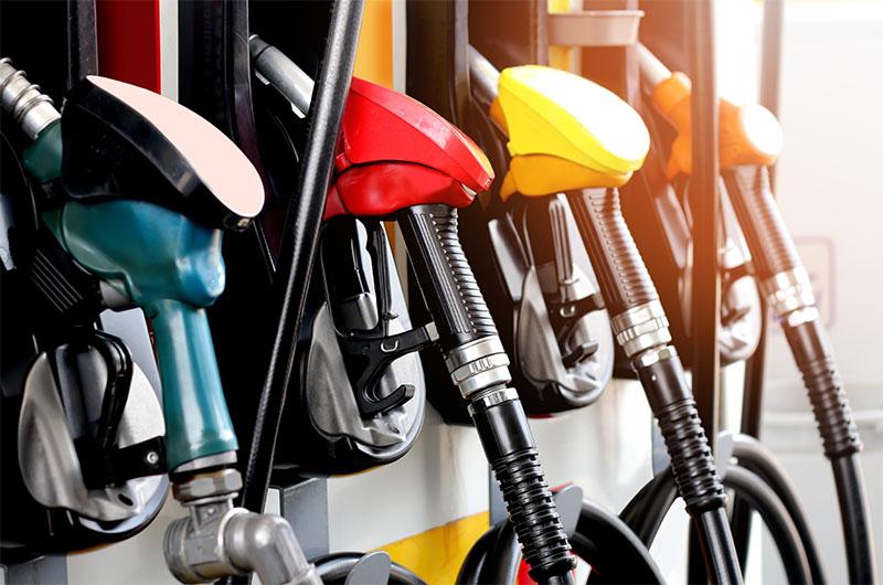 給油のタイミング