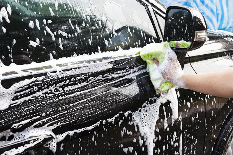 洗車のタイミング